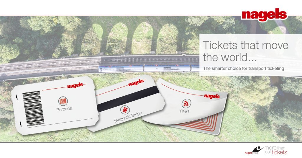 nagels – the smarter choice for transport ticketing